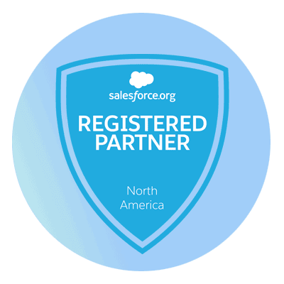 Salesforce.org Registered partner for nonprofits