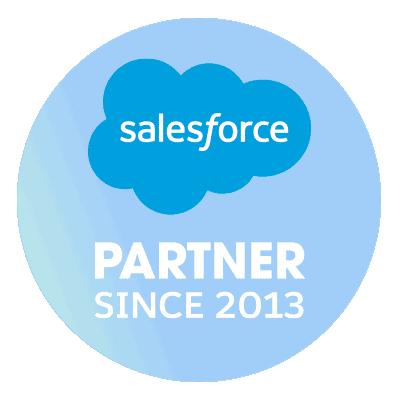 Salesforce Partner since 2013