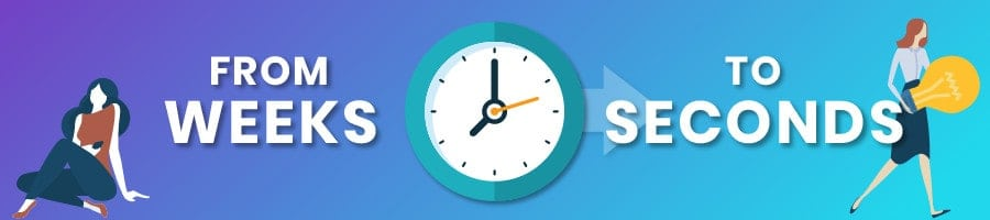 Integration - From weeks to seconds
