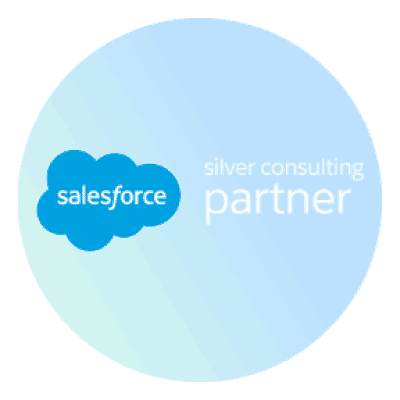 We are a Salesforce partner for Ottawa