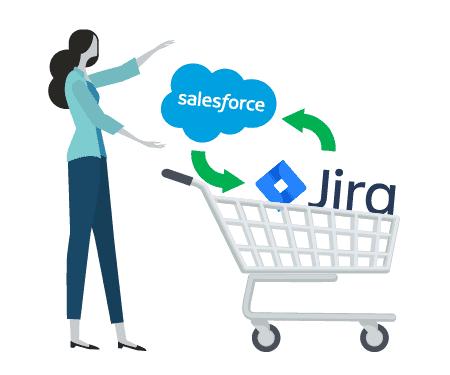 Buy Connector Salesforce JIRA